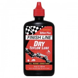 Olej FINISH LINE Dry Teflon Plus 120ml-kapátko