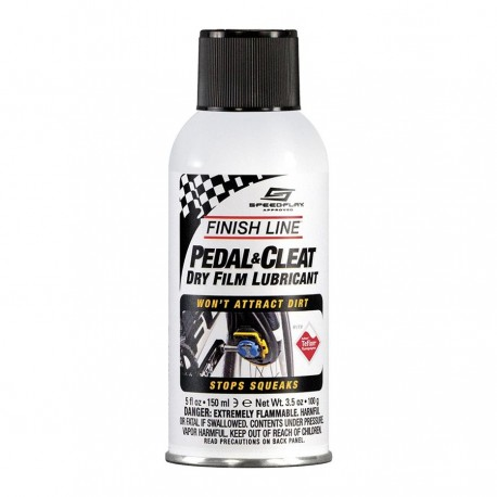 Olej FINISH LINE Pedal And Cleat Lubricant 150ml-sprej