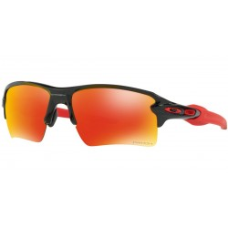 Brýle Oakley FLAK 2.0 XL Polished Black / Prizm Ruby