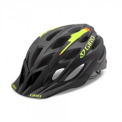 Přilba GIRO Phase 2019 Mat Black / Lime / Flame