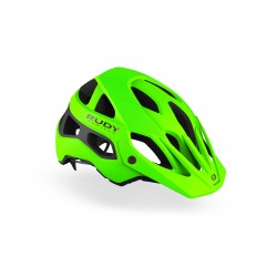 Přilba Rudy Project Protera 2019 lime fluo/black