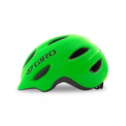 Přilba Giro Scamp 2021 Green/Lime Lines