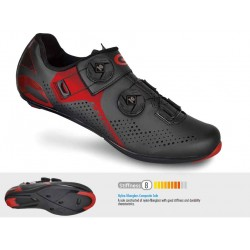 Tretry EXUSTAR SR406 black/red