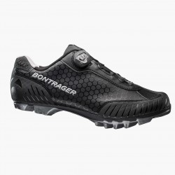MTB tretry Bontrager Foray 2016 black vel. 44 wide